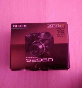 Фотоаппарат Fujifilm FinePix