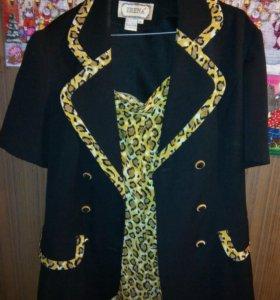 Костюм (юбка пиджак)