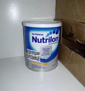 Безлактозная смесь нутрилон