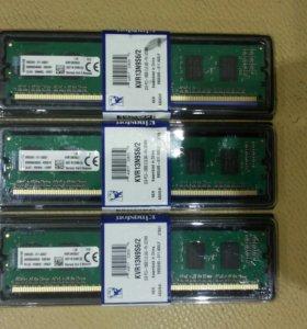 Оперативная память 2 Гб  KINGSTON KVR13N9S6/2