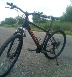 Велосипед титан. Возможен обмен