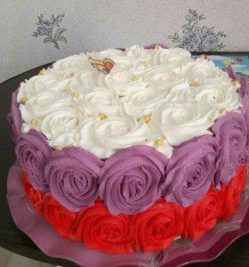 Торт 🎂