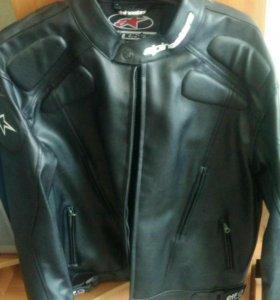 Куртки мотоциклетные новые