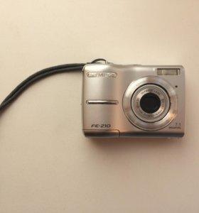 Фотоаппарат цифровой Olympus FE-210