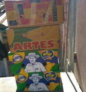 Ящики от бананов новые.