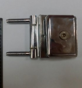 Петли для стекл. двери WD-710 CR