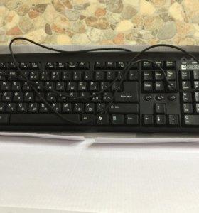 Клавиатура проводная