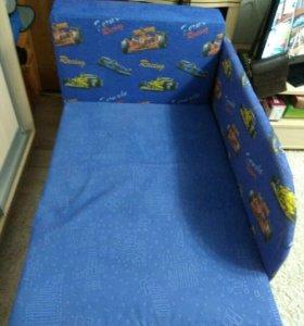Детский раскладной диван-кресло