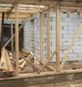 Строительство,ремонт коттеджей,квартир