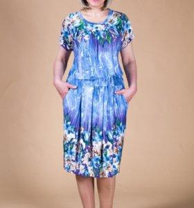 новое платье р.60