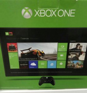 Игровая приставка xbox one 500 gb