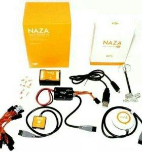 DJI NAZA M V2 ( полётный контроллер )