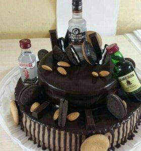 Тортики красивые и вкусные