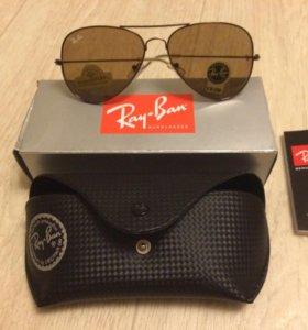 Новые очки Rау Ваn