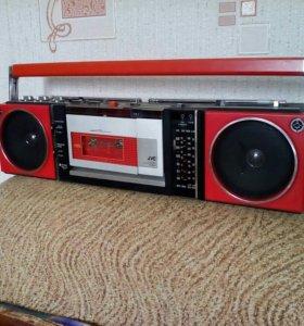 JVC RC-S55L Магнитола FM до 108 Япония