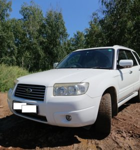 Subaru Forester, 2007 год