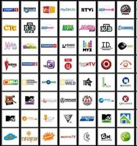Телевидение более 250 каналов без абон. платы
