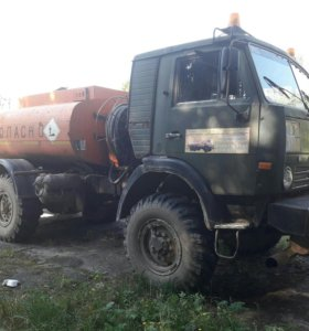 Камаз 431010 бензовоз