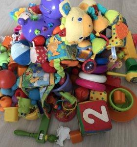Игрушки от 0 до 1,5 лет