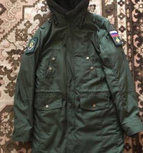 """Военный пуховик (парка) """"Аляска"""" размер 44-4"""