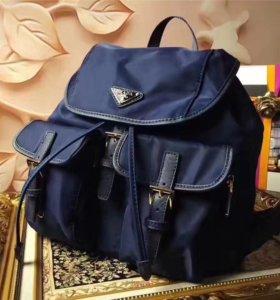 Новые рюкзаки Prada. 3 цвета