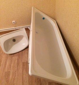 Ванна, новая