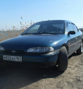 Ford Mondeo 1.8 MT,1993, седан