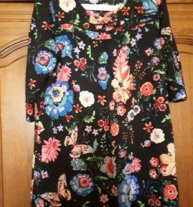 Платье для беременных и так можно ))