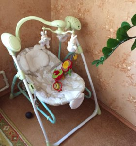 Электрокачели Happy Baby Luffy
