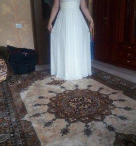 Свадебное платье ( вечернее)
