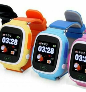 Детские умные часы Smart Baby Watch Q80⌚