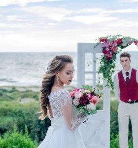 "Свадебная арка ""Двери"""