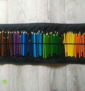 Пенал на 87 карандашей