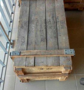 Ящик деревянный большой