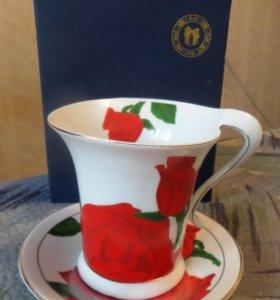 Подарочная чайная пара