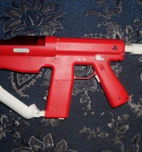 Автомат для PlayStation 3 (sharp shooter)