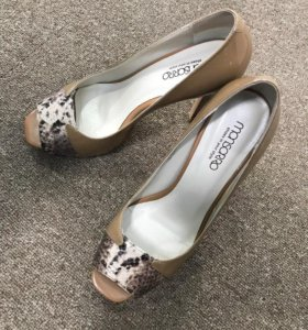 Лакированные туфли Monsorro