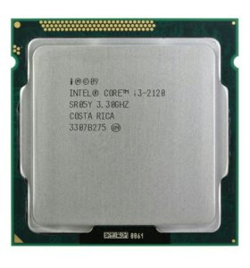 Intel Core i3 2120 3300 Mhz LGA 1155