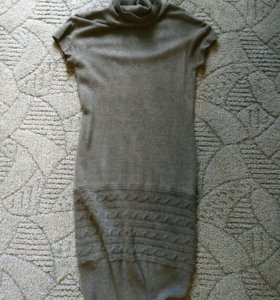 Платье incity серое