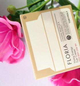 Tony Moly Floria nutra energy eye cream