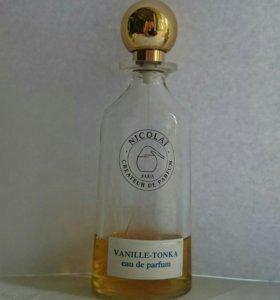 Vanille Tonka, Parfums de Nicolai