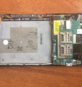 Sony Xperia Z на запчасти