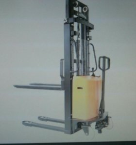 Штабелер с электроподъемом VMG -E1000-3000 NL