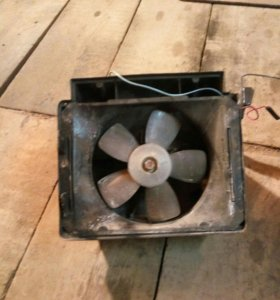 Вентилятор печки на ваз 2106
