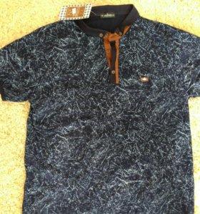 Рубашка поло 4xl размер