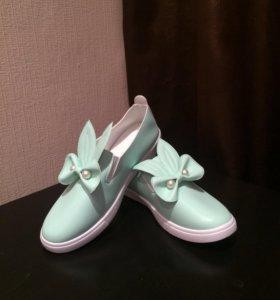 Обувь, балетки, ботинки, слипоны