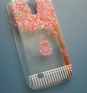 Чехол на Samsung Galaxy S4mini