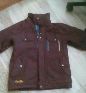 б/у куртка для мальчика