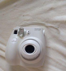 Фотоаппарат полароид, Fujifilm instead mini 7s