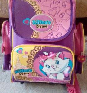 Торг.Школьный рюкзак для девочки(начальная школа)